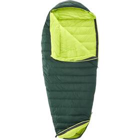 Y by Nordisk Tension Comfort 600 Sovepose M, sort/grøn